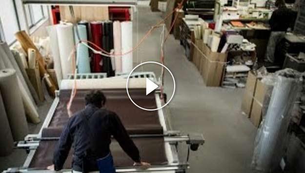 総合鞄ファクトリーの榮伸が「ランドセルファクトリー動画」を公開中