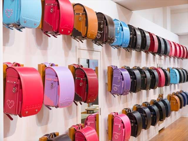 総合鞄ファクトリーの榮伸が「EISHINランドセルファクトリー」を出店