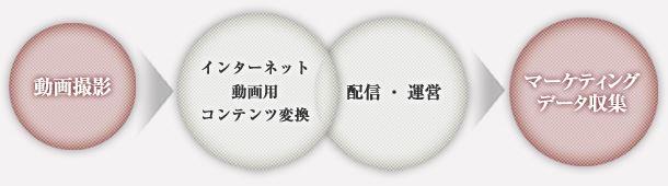 Web制作・運営事例 動画ポータルサイトの構築~運営